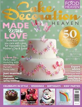 Food Heaven Magazine Cake Decoration Spring 2014 Issue