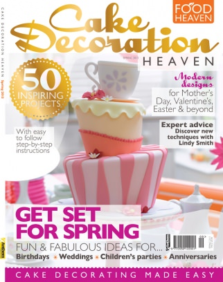 Food Heaven Magazine Cake Decoration Heaven Spring 2013 ...