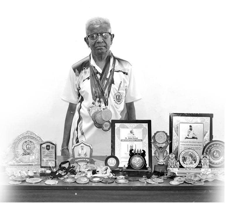 80 வயது பல்கலை வித்தகர் கு. அரங்கசாமி!