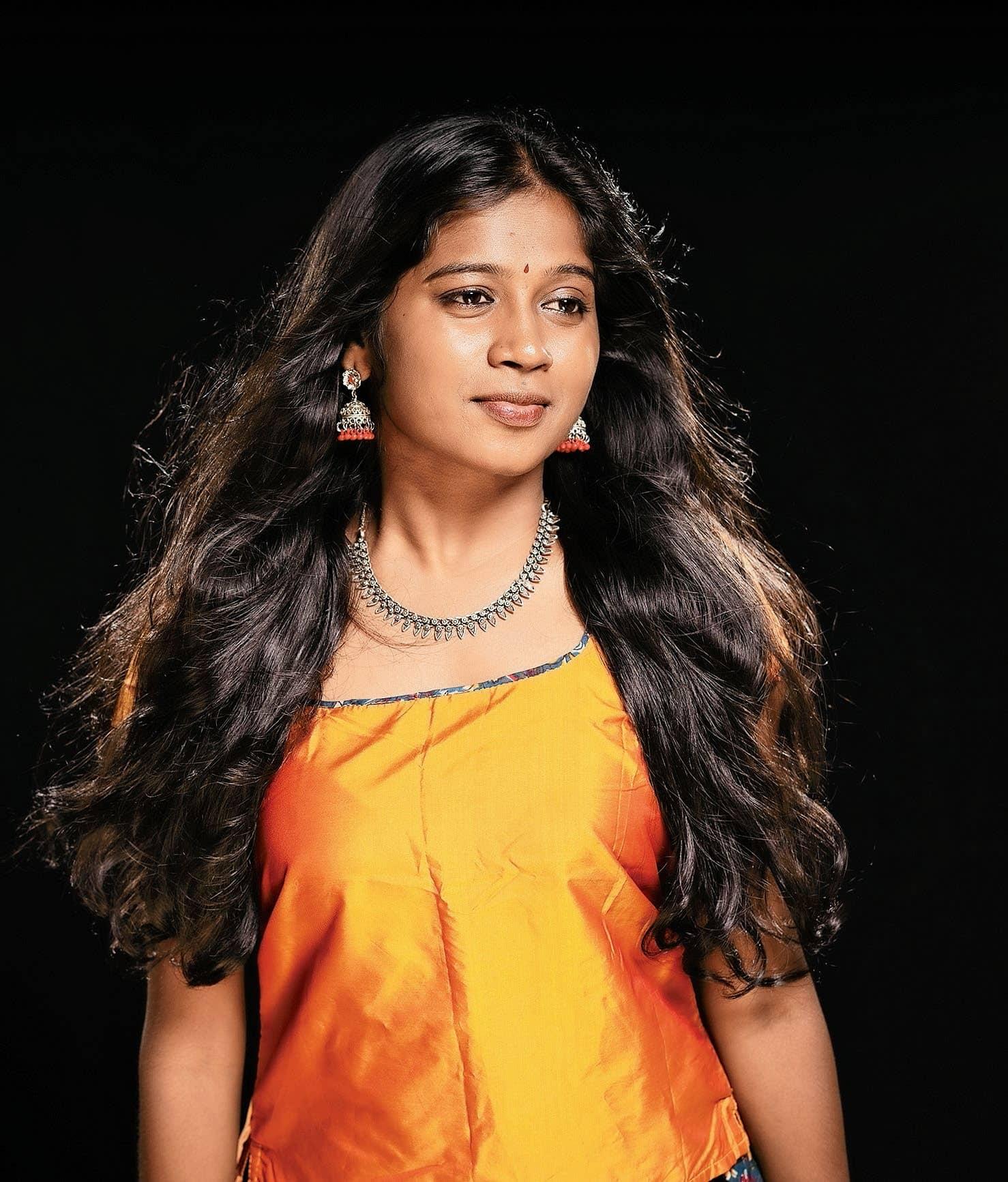 உறங்கிய போதும் ஒரு கண்ணை மூடாதே! - நடிகை சரண்யா ரவிச்சந்திரன்