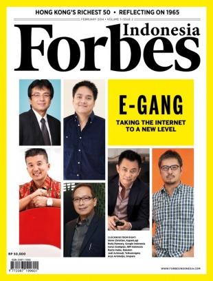 Ini Daftar 50 Perusahaan Terbaik Indonesia versi Forbes 2016