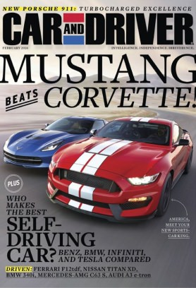 Car And Driver Magazine February Issue Get Your Digital Copy - Car and driver