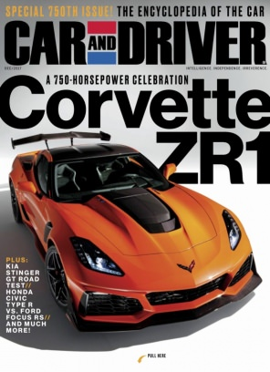 Car and Driver Magazine December 2017 issue – Get your ...