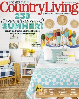 Country Living Magazine July August 2017 Issue Get Your Digital Copy