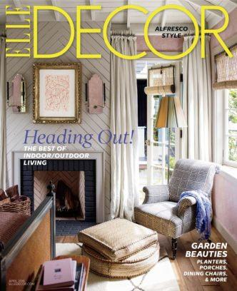 elle decor magazine april 2016 issue get your digital copy - Elle Decor Magazine