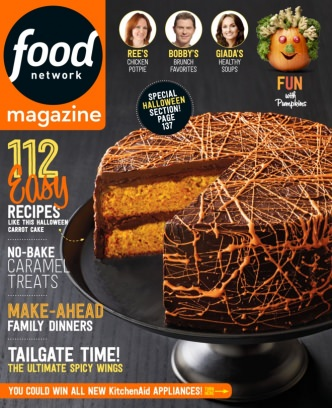 Food network magazine october 2015 issue get your digital copy forumfinder Gallery