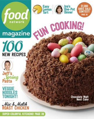 Food network magazine april 2017 issue get your digital copy forumfinder Choice Image