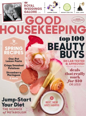 Good House Magazine Of Good House Keeping Us Magazine May 2018 Issue Get Your