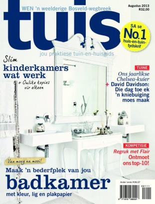 Tuis Magazine Augustus 2013 issue – Get your digital copy