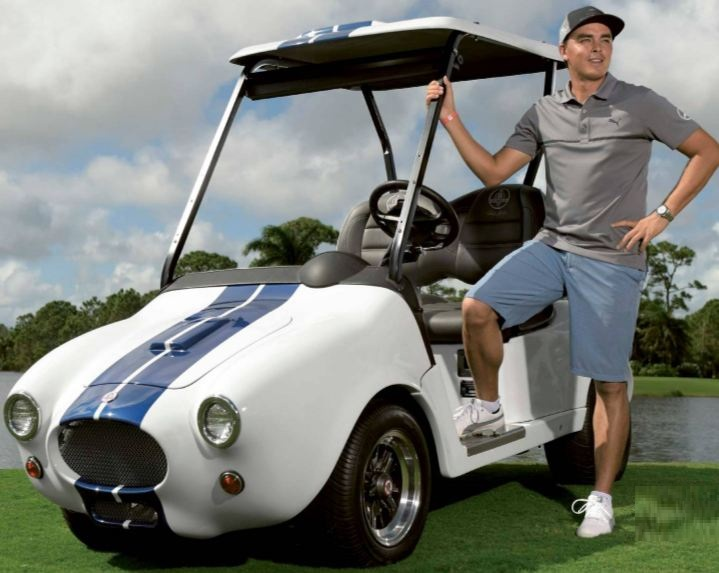 Life - Catching Up With Rickie Fowler