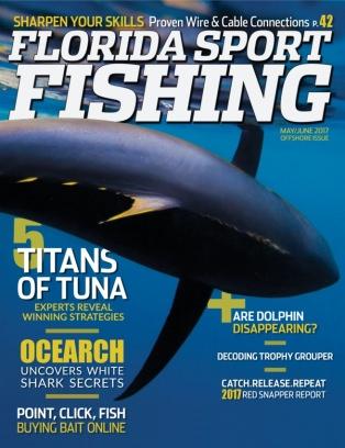 Florida sport fishing magazine may june 2017 issue get for Sport fishing magazine