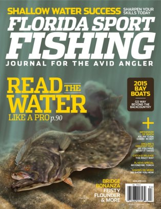 Florida sport fishing magazine march april 2015 issue for Florida fishing magazine