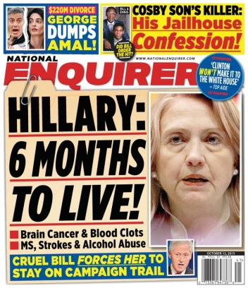 national enquirer magazine october 12 2015 issue � get