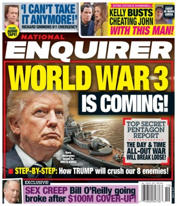 national enquirer magazine may 08 2017 issue get your