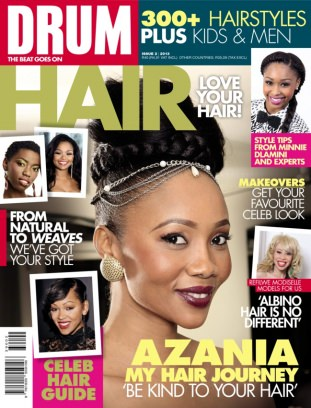 Drum Hair Magazine 2013 Issue Get Your Digital Copy