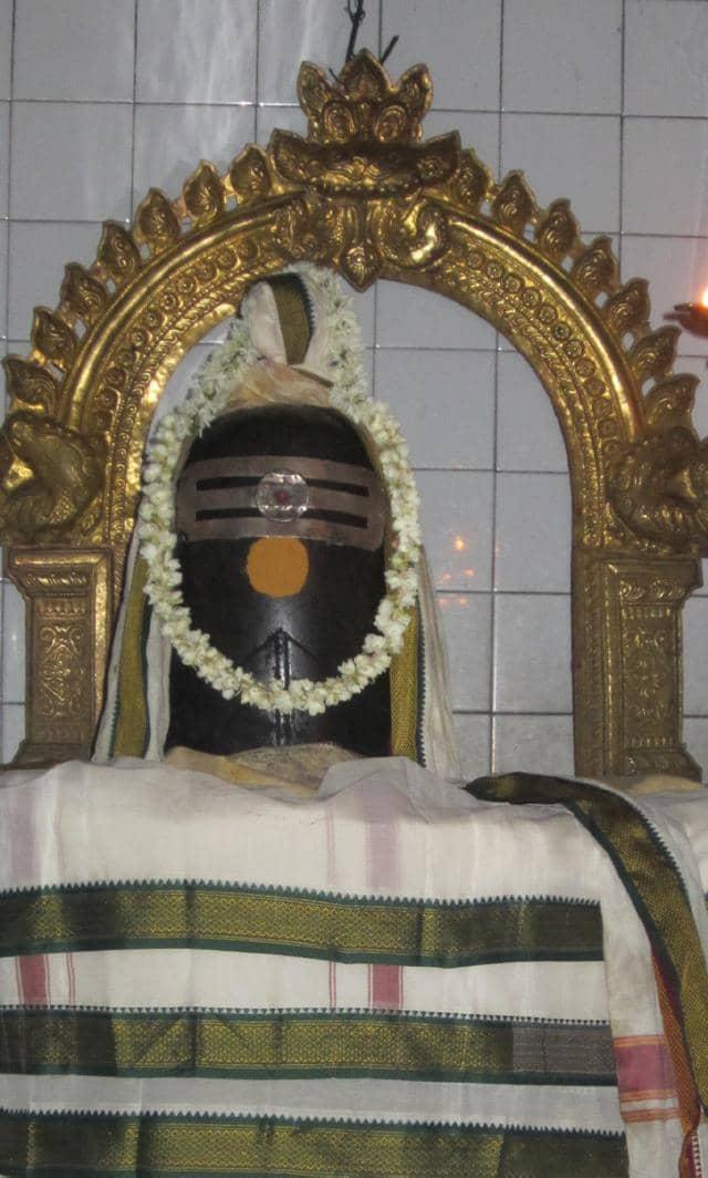 ஆயுளை விருத்தி செய்யும் சிரஞ்சீவி ஆலயம்!