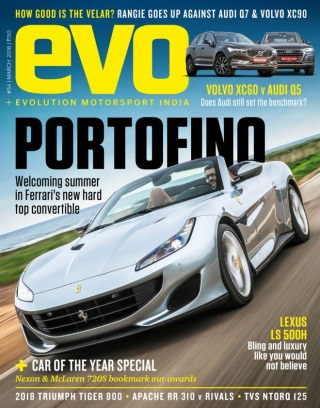 Image result for evo magazine march 2018