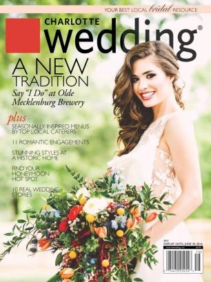 Charlotte wedding magazine get your digital subscription junglespirit Choice Image
