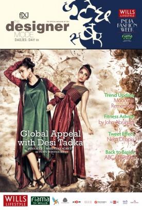 Where To Get Dailies Fashion Week