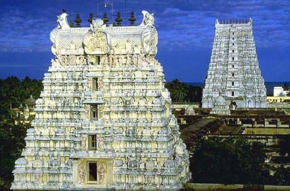 रामेश्वरम् : श्रीराम नारा स्थापित शिवधाम