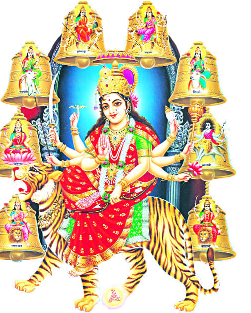 रूप, जय और यश की अधिष्ठात्री माँ दुर्गा