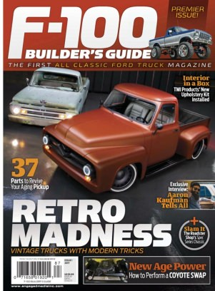New Ford Trucks >> Street Trucks Magazine F100 2017 issue – Get your digital copy