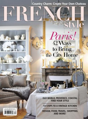 Flea Market Dcor Magazine French Style Summer 2015 Issue