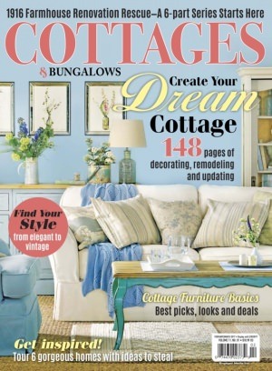 Cottages and bungalows magazine get your digital for Home and cottage magazine