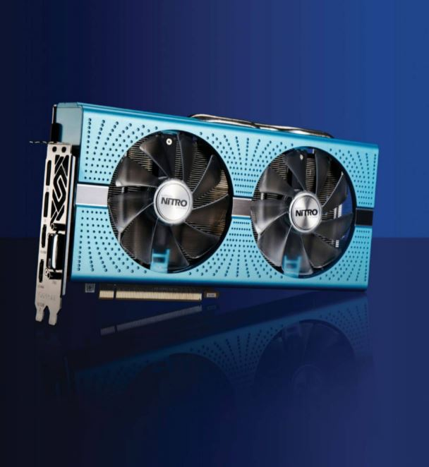 Sapphire Radeon Nitro+ RX 590 8GB