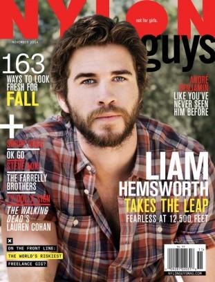 Magazine Nylon Guys Us 47