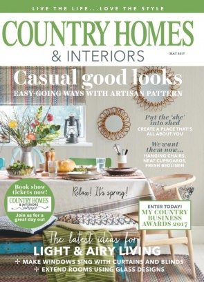 Country Homes Amp Interiors Magazine May 2017 Issue Get Your Digital Copy