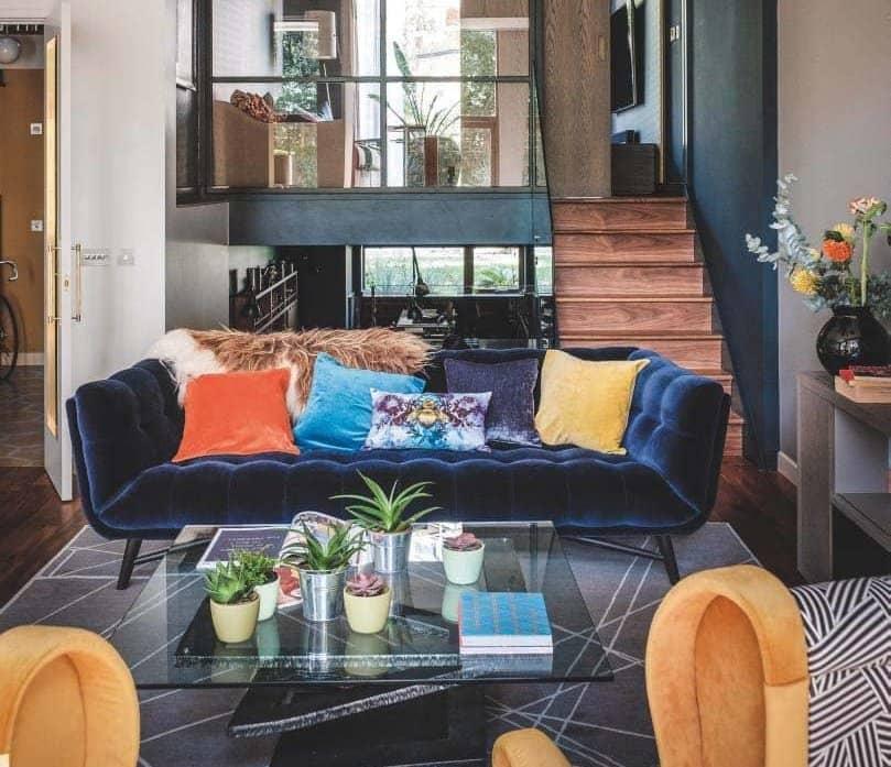 Swell Livingetc House Tours Hits Highbury Islington Ibusinesslaw Wood Chair Design Ideas Ibusinesslaworg