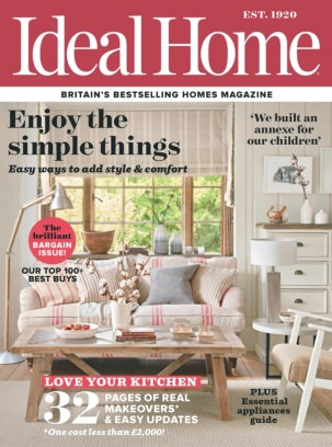 Ideal Home UK Magazine February 2017 issue  Get your digital copy