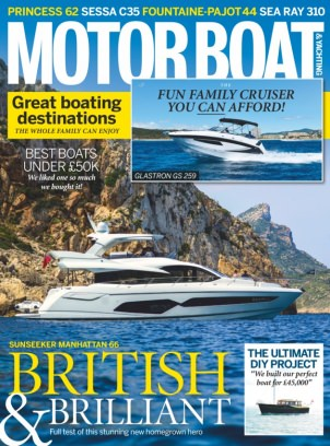 Motor Boat Yachting Magazine August 2017 Issue Get