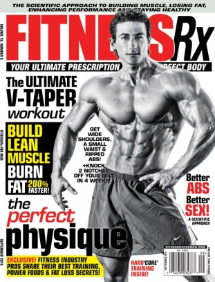 Fitness Rx For Men Magazine September 2017 Issue Get Your Digital Copy
