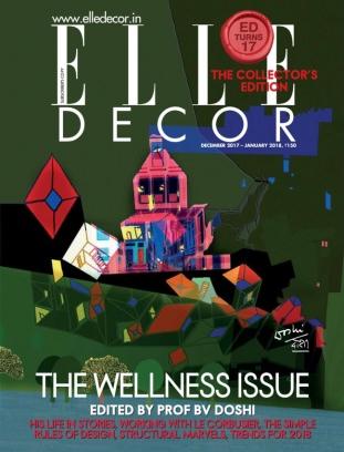 Elle Decor India Magazine December January 2018 Issue