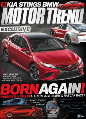 Motor Trend Magazine March 2017 Issue Get Your Digital Copy