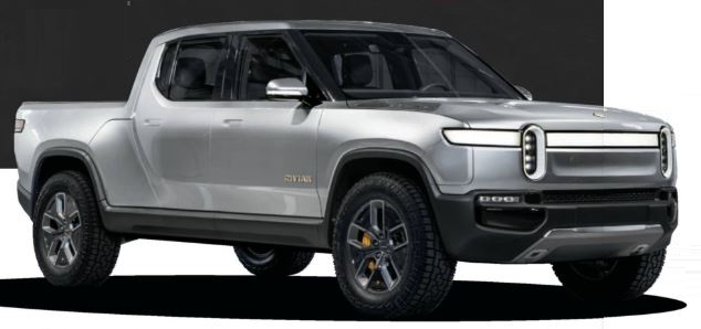Rivian R1T and R1S EV