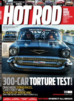 Hot Rod Magazine February 2015 issue – Get your digital copy
