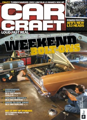 Car craft magazine february 2018 issue get your digital copy for Car craft magazine back issues