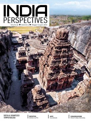India Perspectives Italian Magazine May June 2016