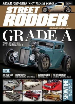 Street Rodder Magazine >> Street Rodder Magazine September 2017 Issue Get Your Digital Copy