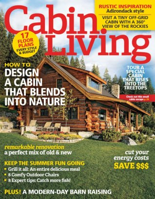 Cabin Living Magazine September 2016 Issue U2013 Get Your Digital Copy