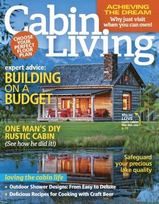 High Quality Cabin Living Magazine September 2017 Issue U2013 Get Your Digital Copy