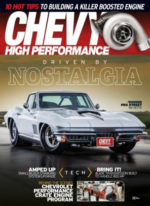 Chevy High Performance Magazine May 2018 issue – Get your digital copy