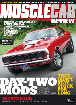 Muscle Car Review Magazine January Issue Get Your Digital Copy