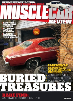 muscle car review magazine may 2018 issue get your. Black Bedroom Furniture Sets. Home Design Ideas