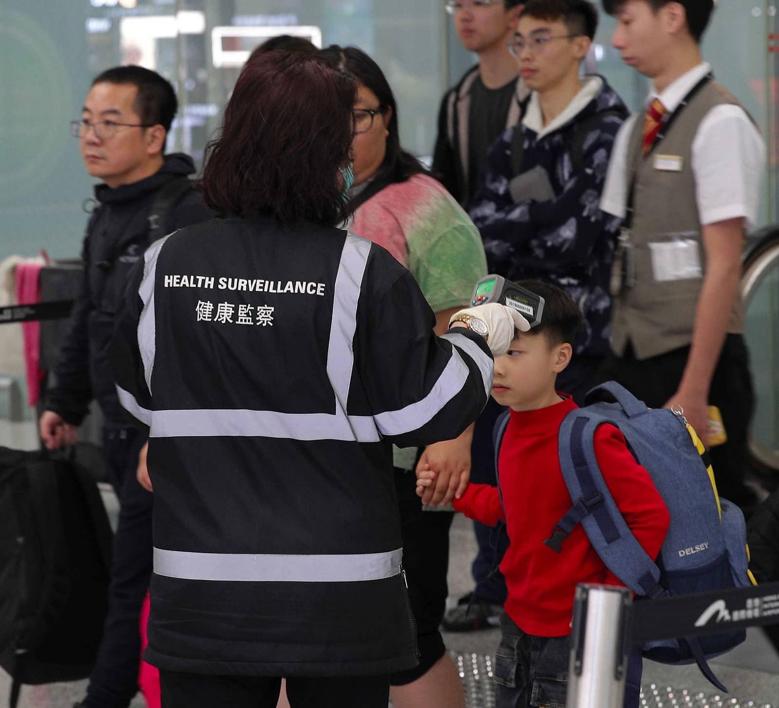 HONG KONG STEPS UP RESPONSE 10 MYSTERY DISEASE FROM CHINA