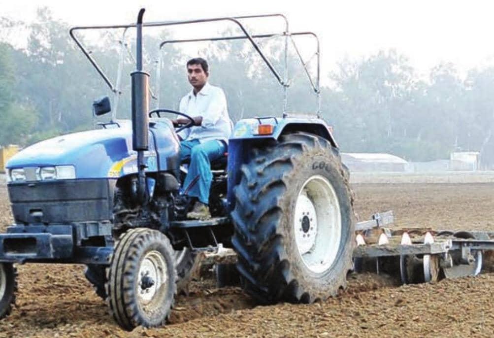 बड़े काम की खेती की मशीने