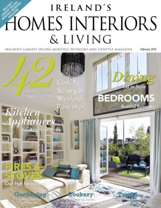 Irelands Homes Interiors Amp Living Magazine February 2016 Issue Get Your Digital Copy
